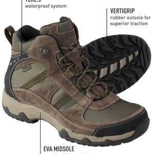 L.L Bean Mens Trail Model 4 Waterproof Hiking Boot